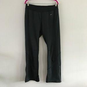 Nike Fit Loose Fit Athletic Pants Black Size L